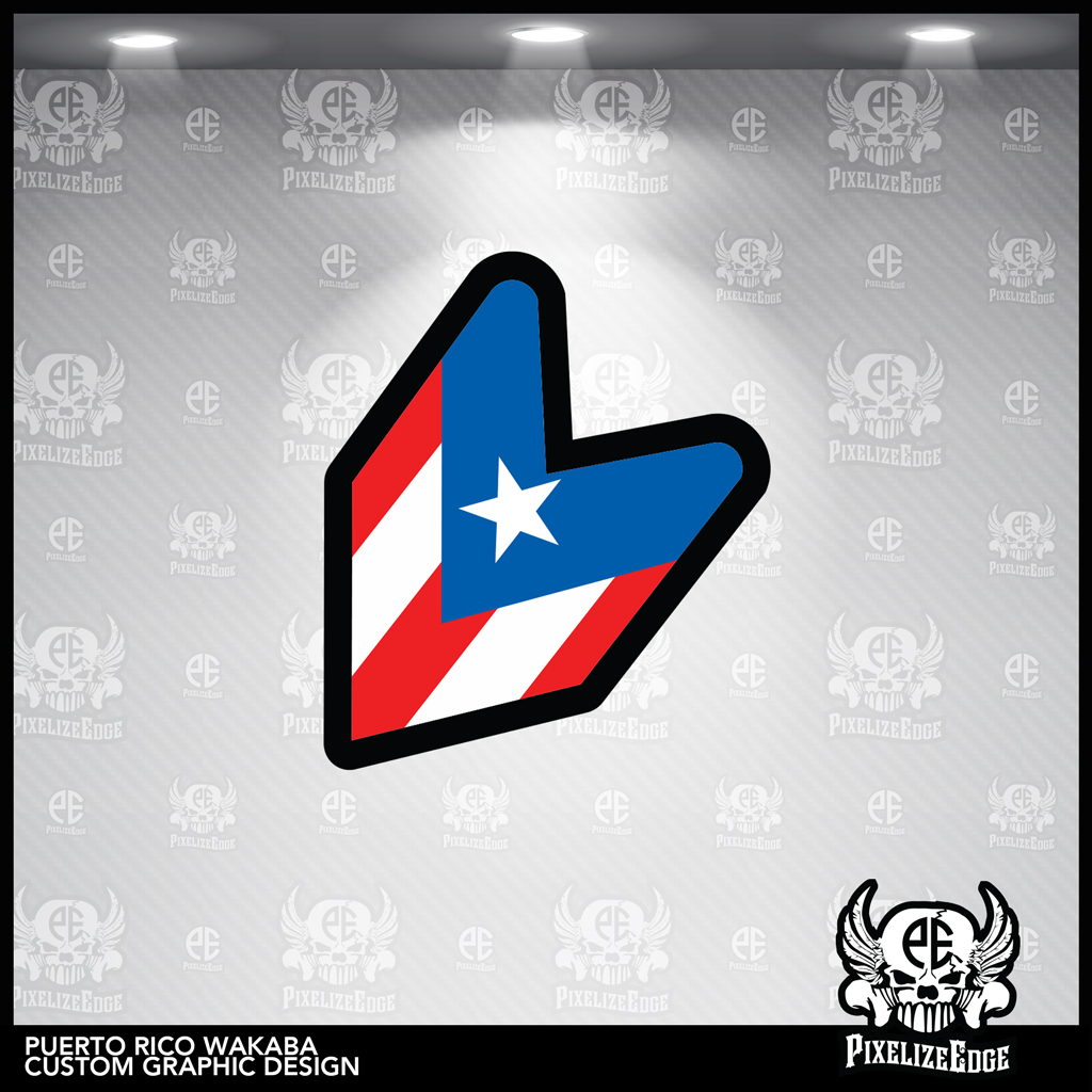 Puertorico wakaba 1k original