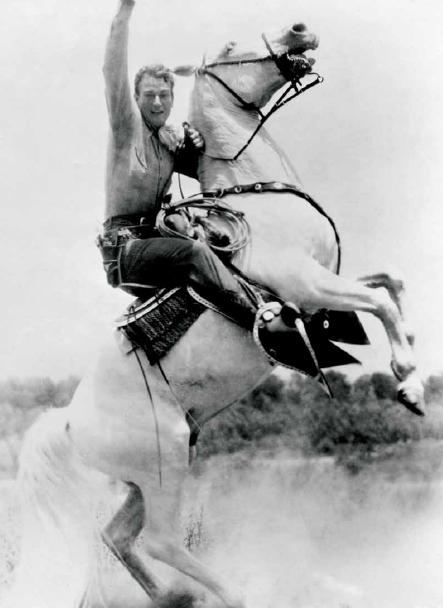 John Wayne And Duke The Wonder Horse 1930s On Storenvy