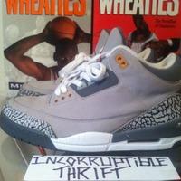 a51cca2a2e2c85 Air jordan cool grey incorruptible thrift shop online store jpg 200x200 Cool  grey 3s