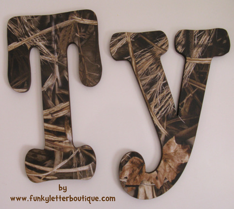 Max 4 Hd Camo Wall Letters Realtree Camouflage On Storenvy