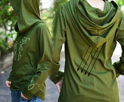 Mirkwood Elves T Shirts Hoodie Long Sleeve On Storenvy
