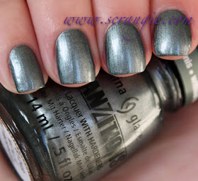 China Glaze Metallic Metamorphasis on Storenvy