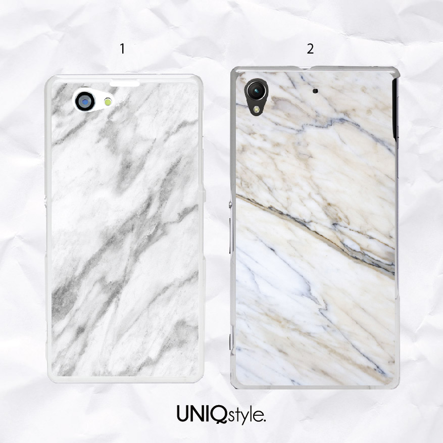 buy popular 07d20 55a8a White Marble print phone case for iPhone 7/6/6s, Samsung S8/S7, Note5, Sony  Z3/Z4/Z5, LG Nexus, Nokia, HTC One, Moto X, Moto G - N26 from UNIQstyle