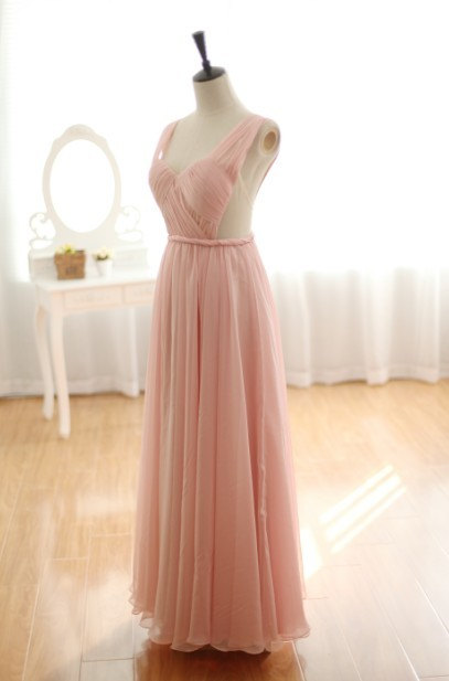 Custom Blush Pink Sexy Prom Dress Gown On Storenvy