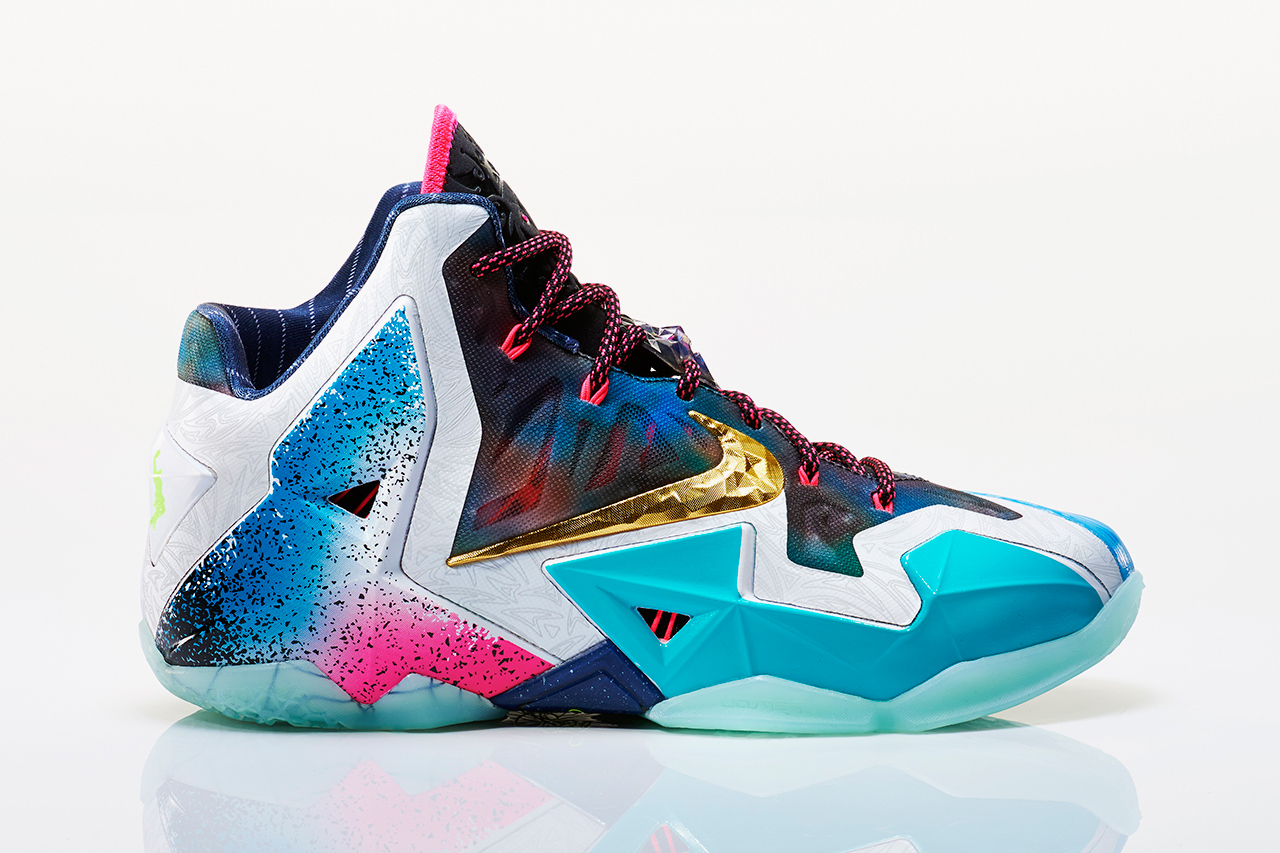 Nike What The Lebron Xi Size 11 On Storenvy