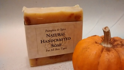 Pumpkin & Spice Soap for Sensitive Skin · Johnson Pure Soap · Online Store Powered by Storenvy