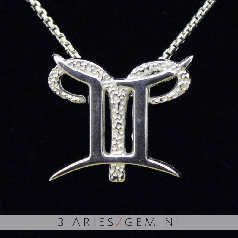 gemini simple month dp charm tiny amazon filled pendant zodiac gold birth com with necklace