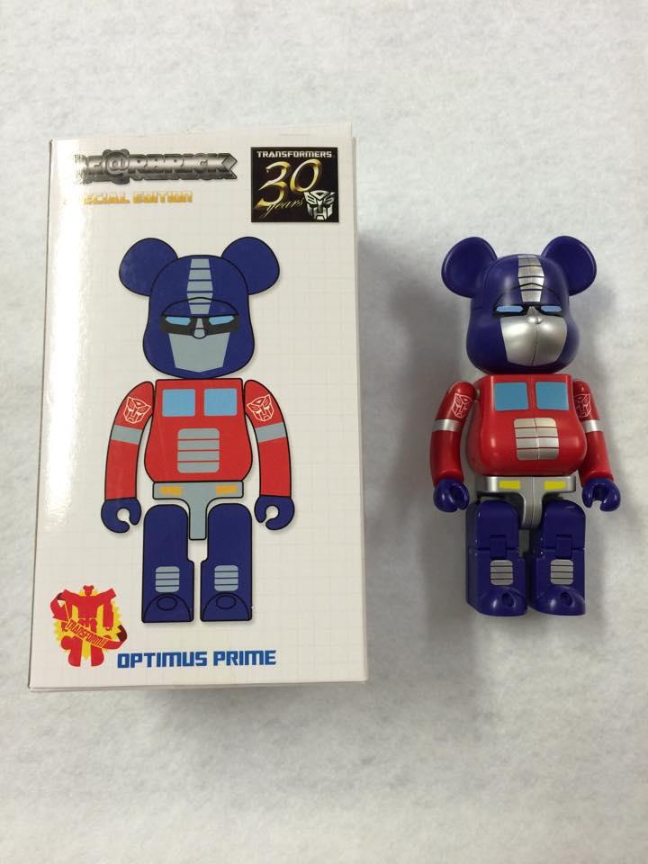 5b3970bc Eqvipped   Medicom Bearbrick 200% Optimus Prime   Online Store ...