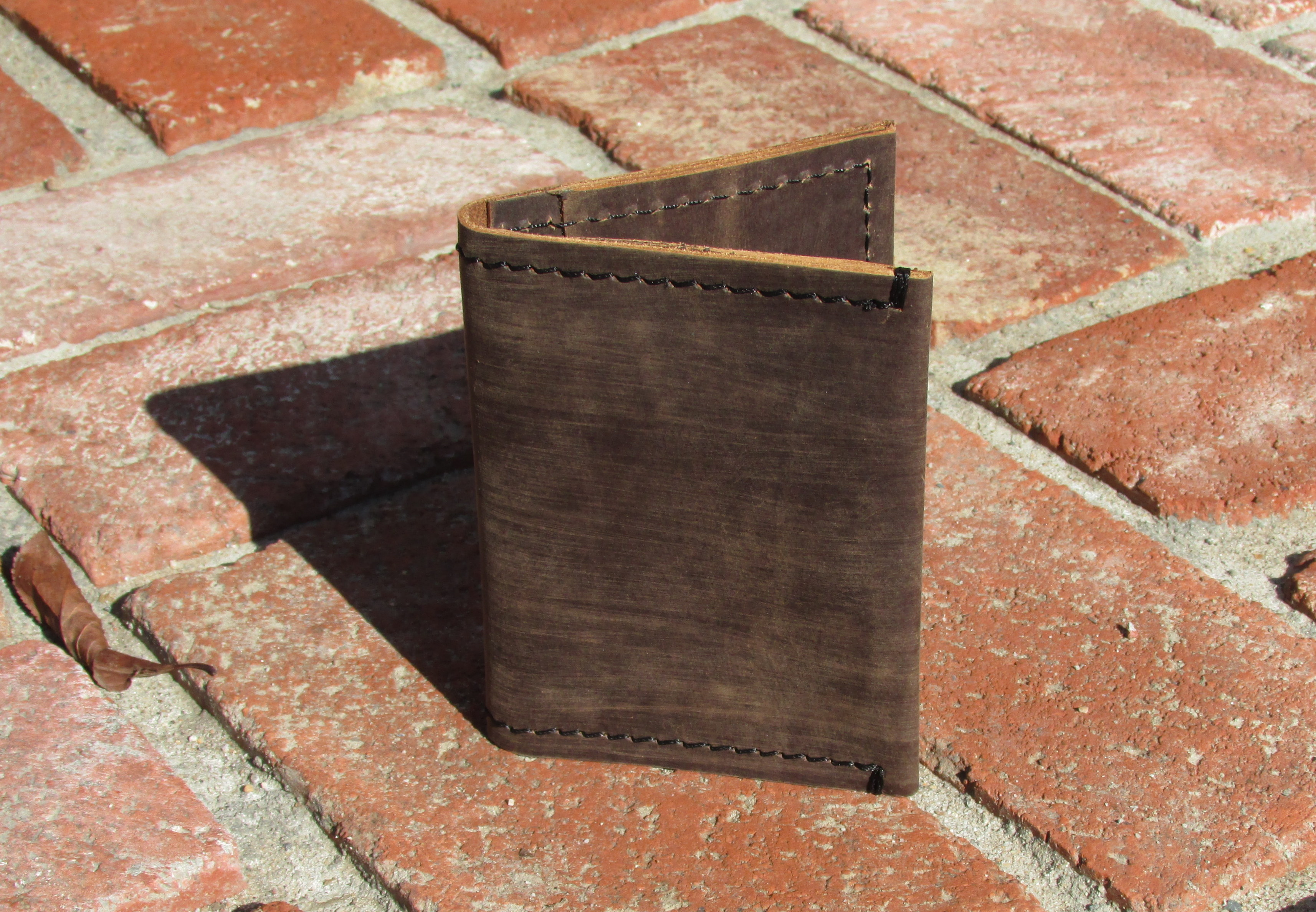e0d72fa193 Mens Leather Wallet, Leather Card Holder, Card wallet, Men Bifold wallet,  Slim wallet, Genuine Leather, Real Leather, Distressed Leather