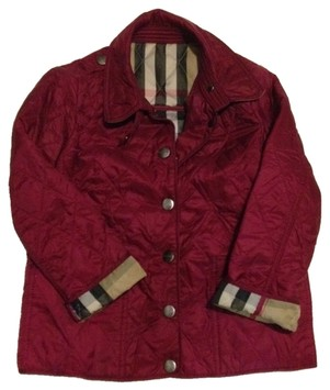 Burberry Diamond Quilted Jacket Consignment Shop Sold By Stush Fashionista