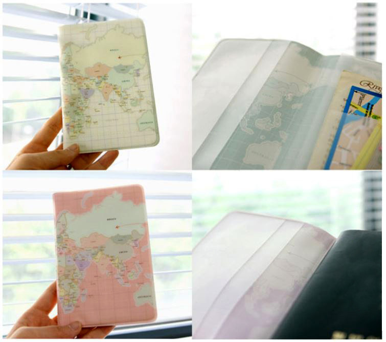 Sweet journey travel world map passport cover case credit card il fullxfull693327867 rx2l small gumiabroncs Image collections