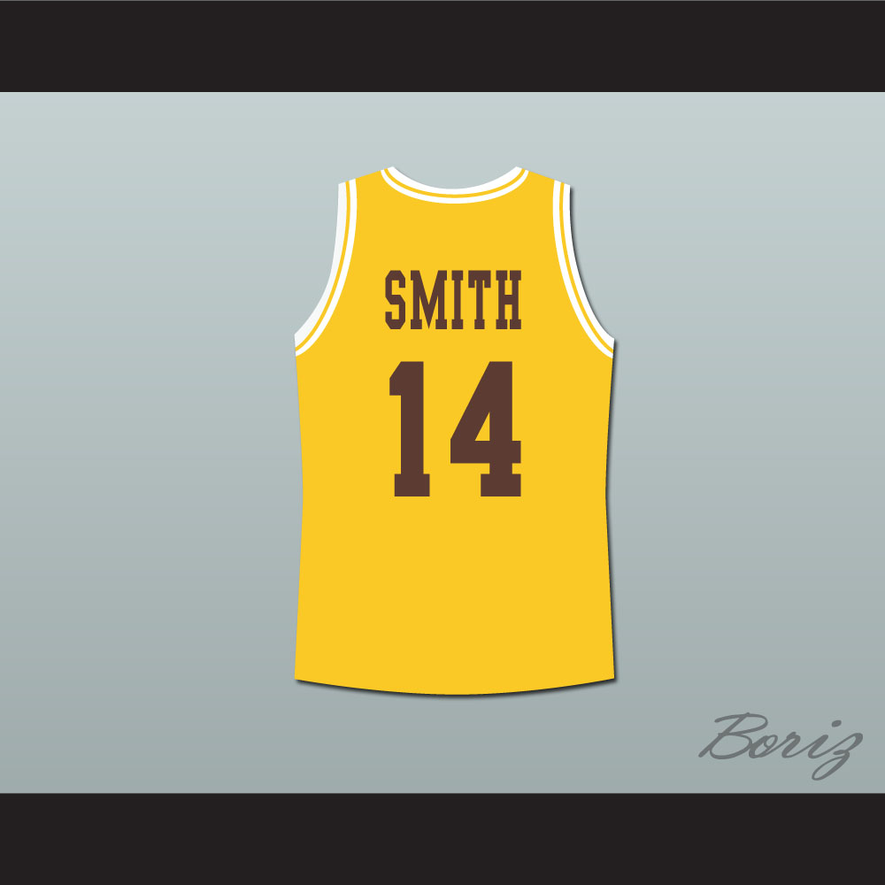 aee092e6130c The Fresh Prince of Bel-Air Will Smith Bel-Air Academy Basketball Jersey ...