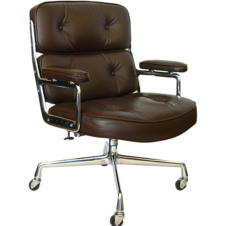 EAMES LOUNGE CHAIR & OTTOMAN BASE REPRODUCTION sold by EMFURN