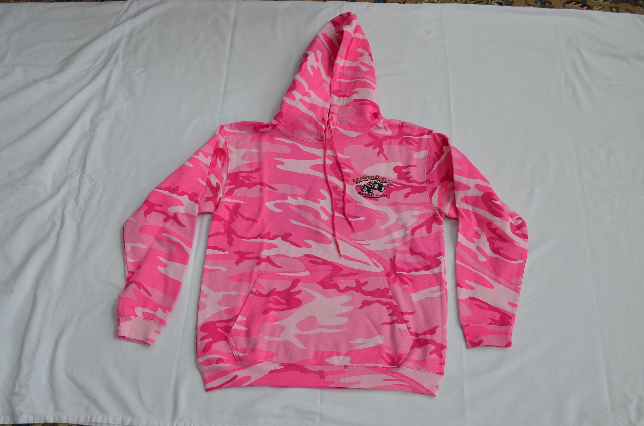 9038936b Adult Camo Hoodie- Pink Woodland · Rednecks at Play · Online Store ...