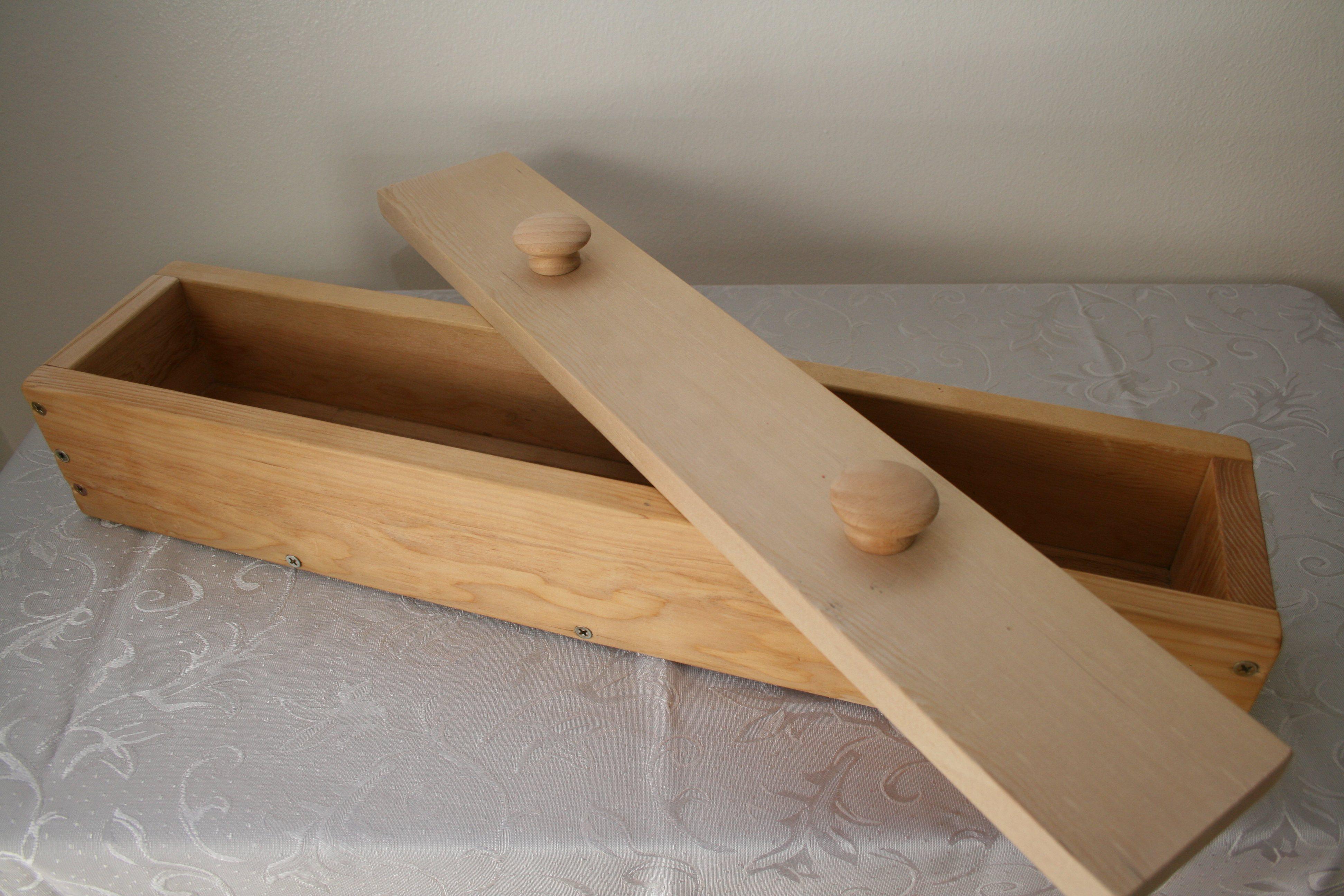 Large Wooden Soap Molds On Storenvy