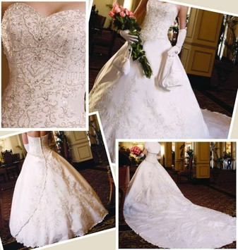 7f49053eeaf2 wedding gown by Marys Bridal style 5753 $973.00 · bridal outlet ...