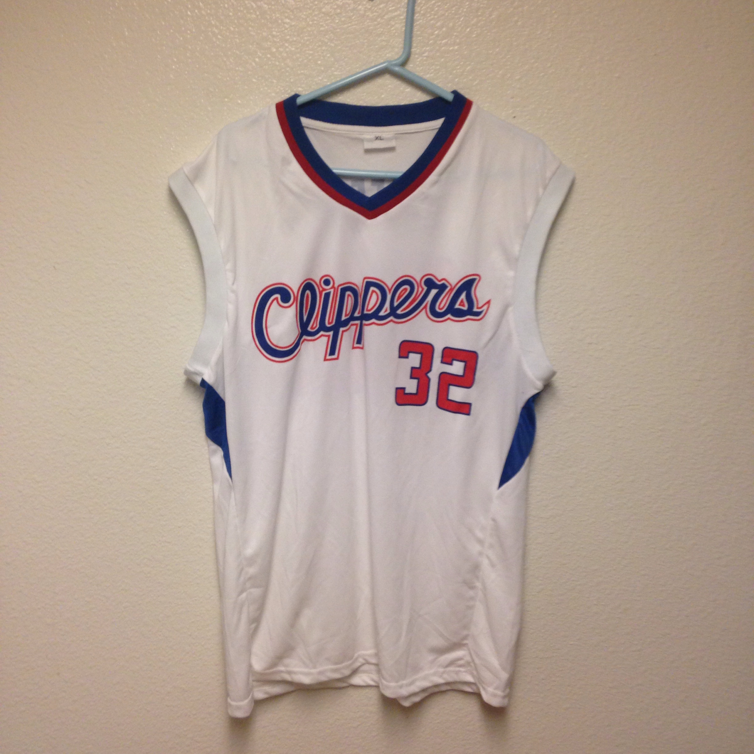 bea1c9ded5e Los Angeles Clippers Blake Griffin Jersey XL · Kings Court Vintage ...