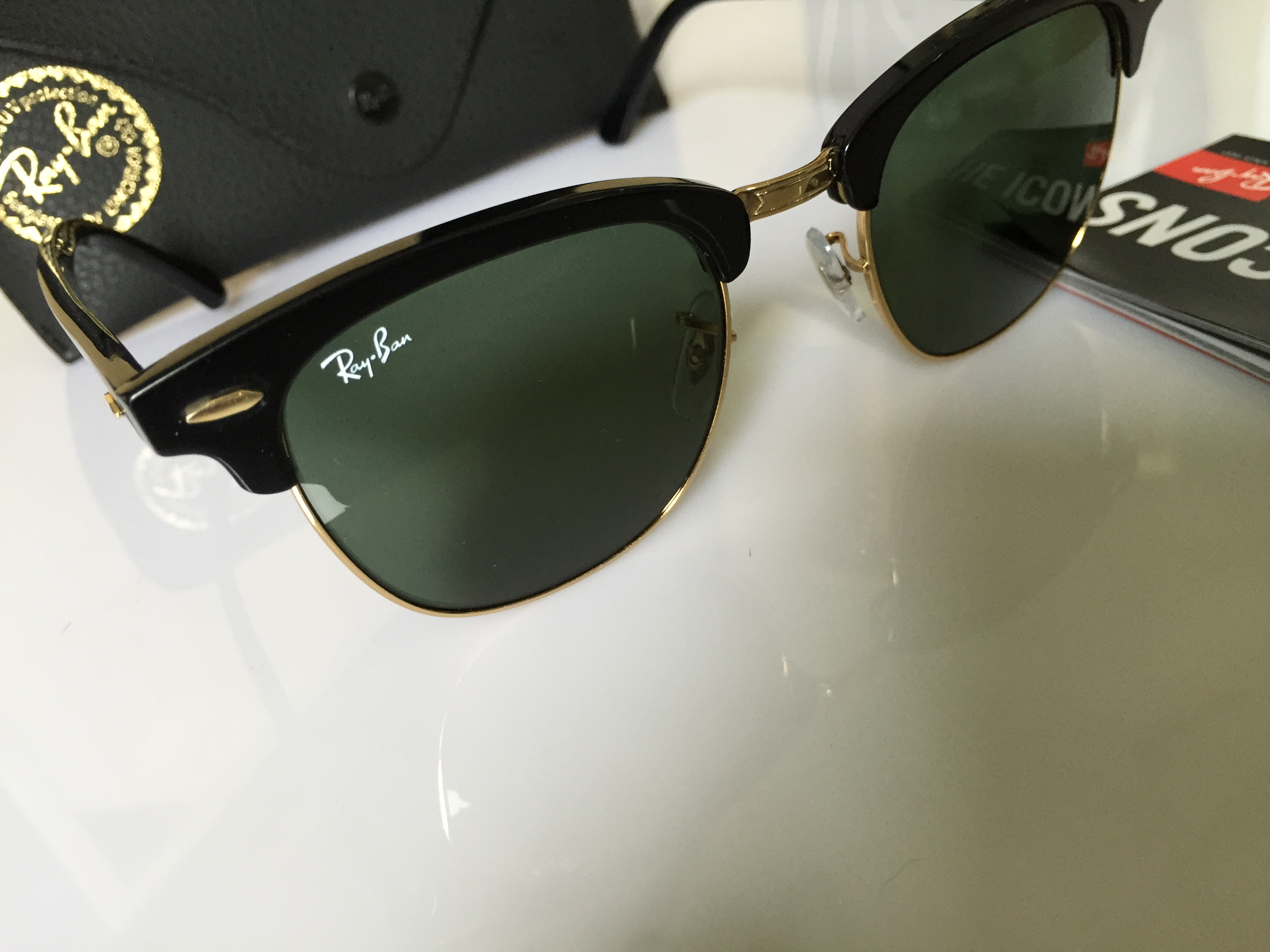 8864307fb2 ... authentic ray bans