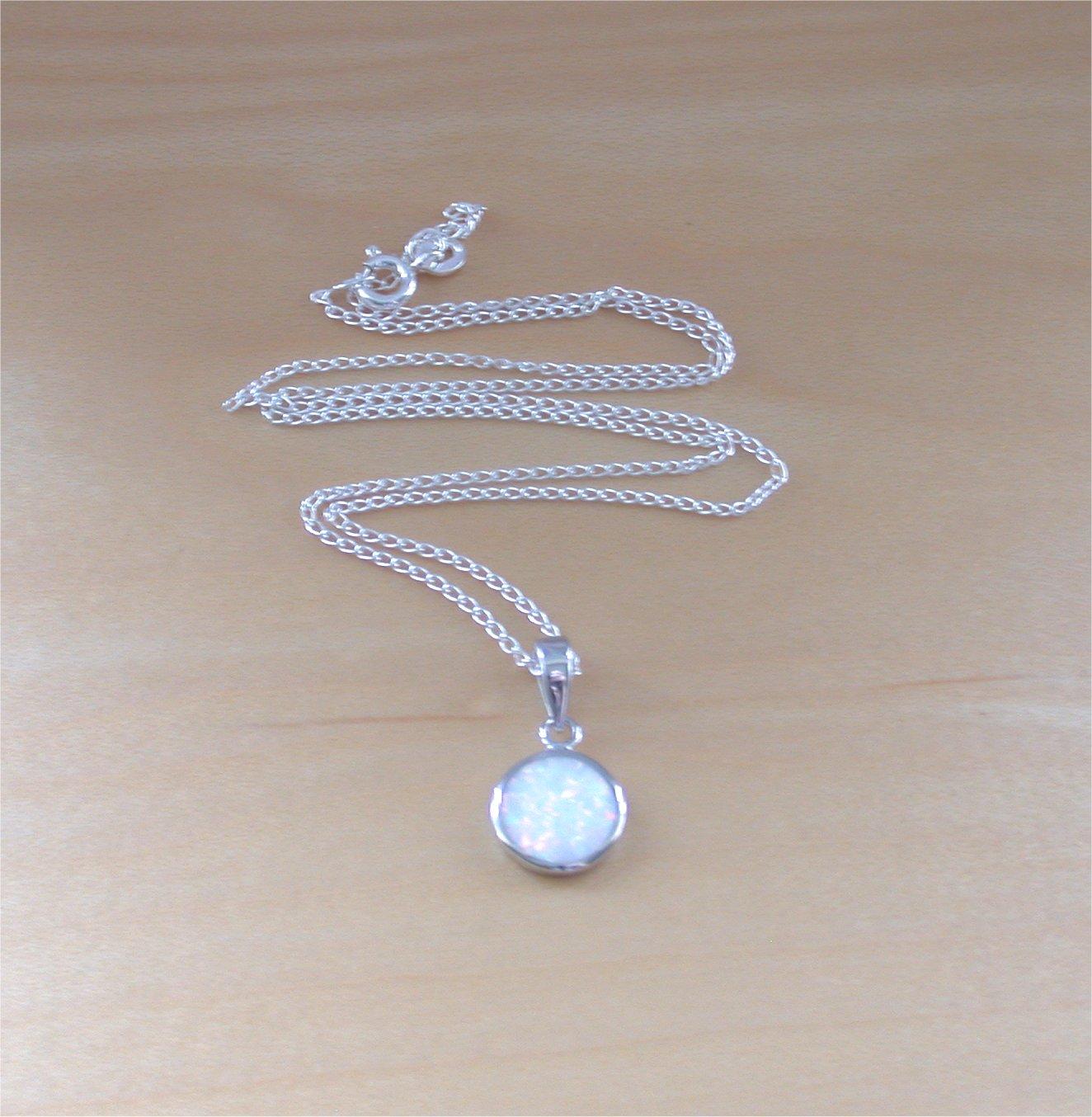 antique white product silver fischer necklace pendant scott kendra opal