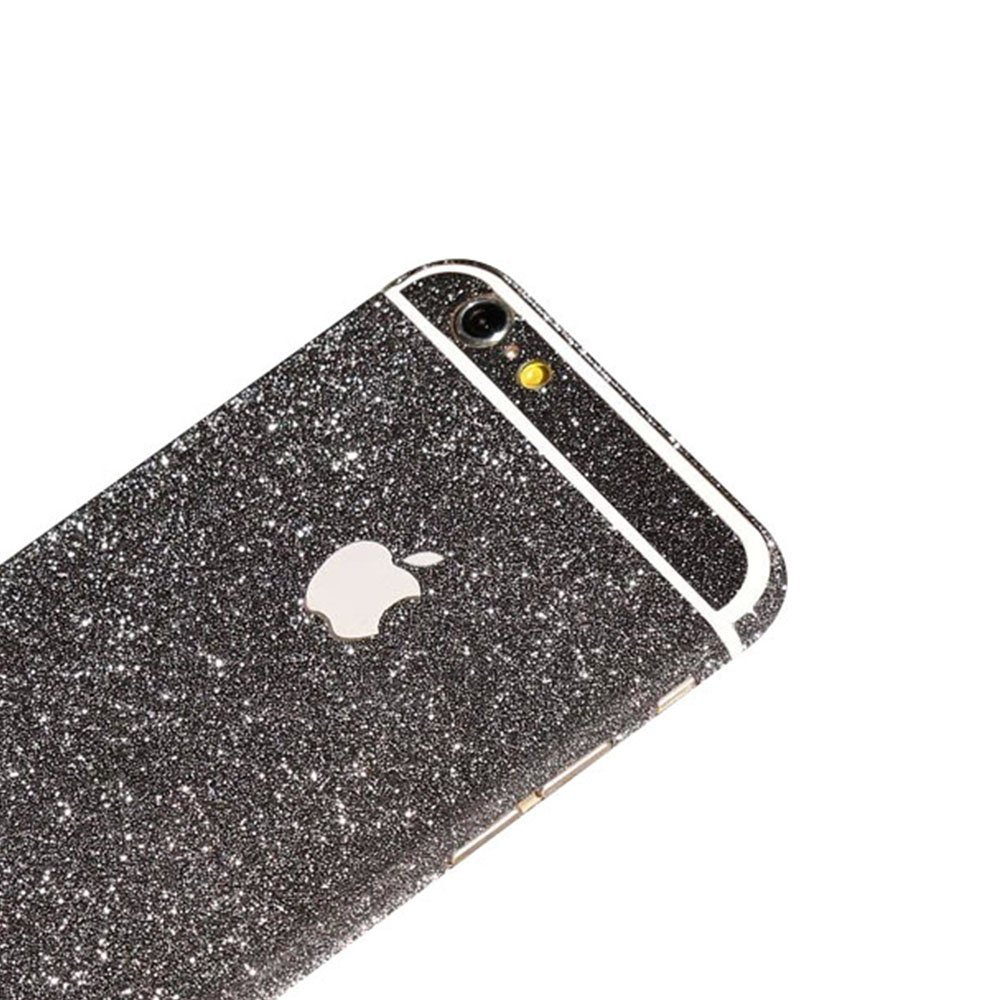 Black Glitter Sticker Skin iPhone 6 iPhone 6 Plus iPhone 5 5s · Luxurious  Bling · Online Store Powered by Storenvy 873f8b948806
