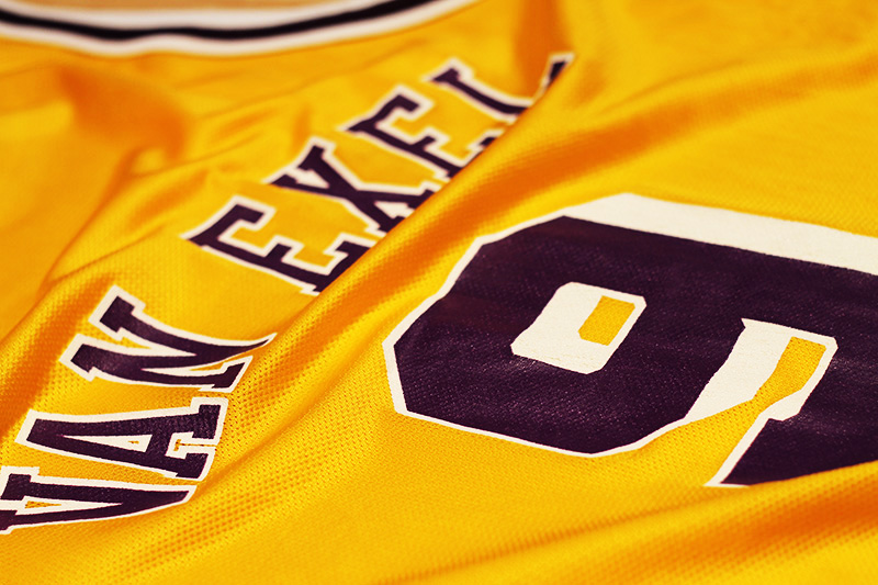 28f12a776 Nick Van Exel Lakers Jersey - Thumbnail 3 ...