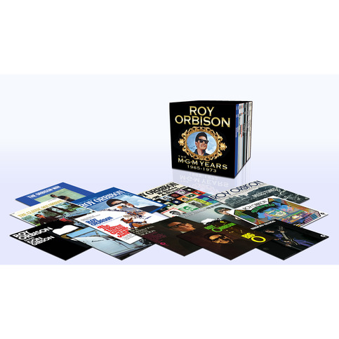 The Mgm Years Cd Box Set 183 Roy Orbison Online Store
