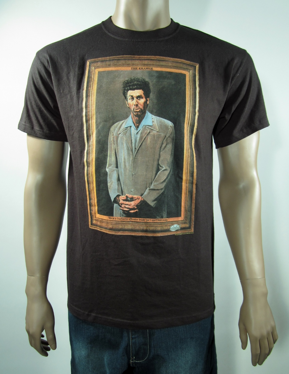 c9b72a2bb Official Seinfeld The Kramer Painting T-Shirt M NWT on Storenvy