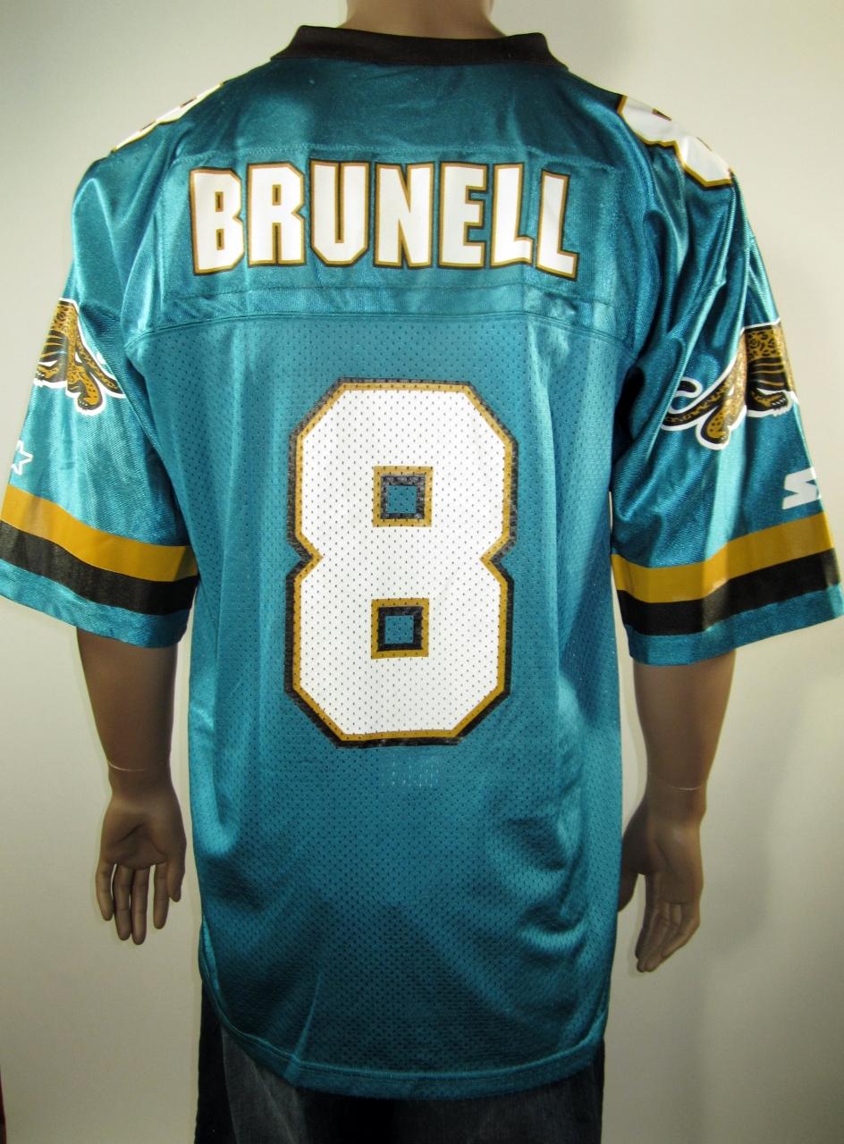 6684f391 Mark Brunell Jacksonville Jaguars NFL Starter Jersey 52 NWT on Storenvy