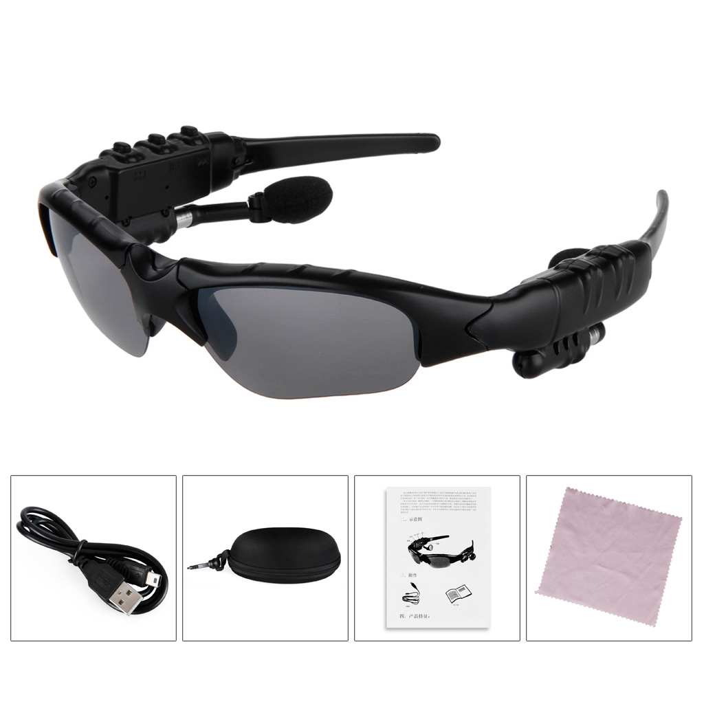b99f661ff9 Excelvan Sunglasses Wireless Bluetooth Headphones Smart Glasses Polarized  Eyewear Headset For Android   IOS Smart Electronics on Storenvy