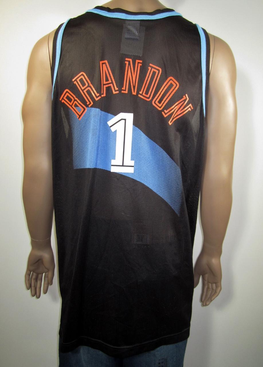 Terrell Brandon Cleveland Cavaliers Champion Jersey 52 NWT ...