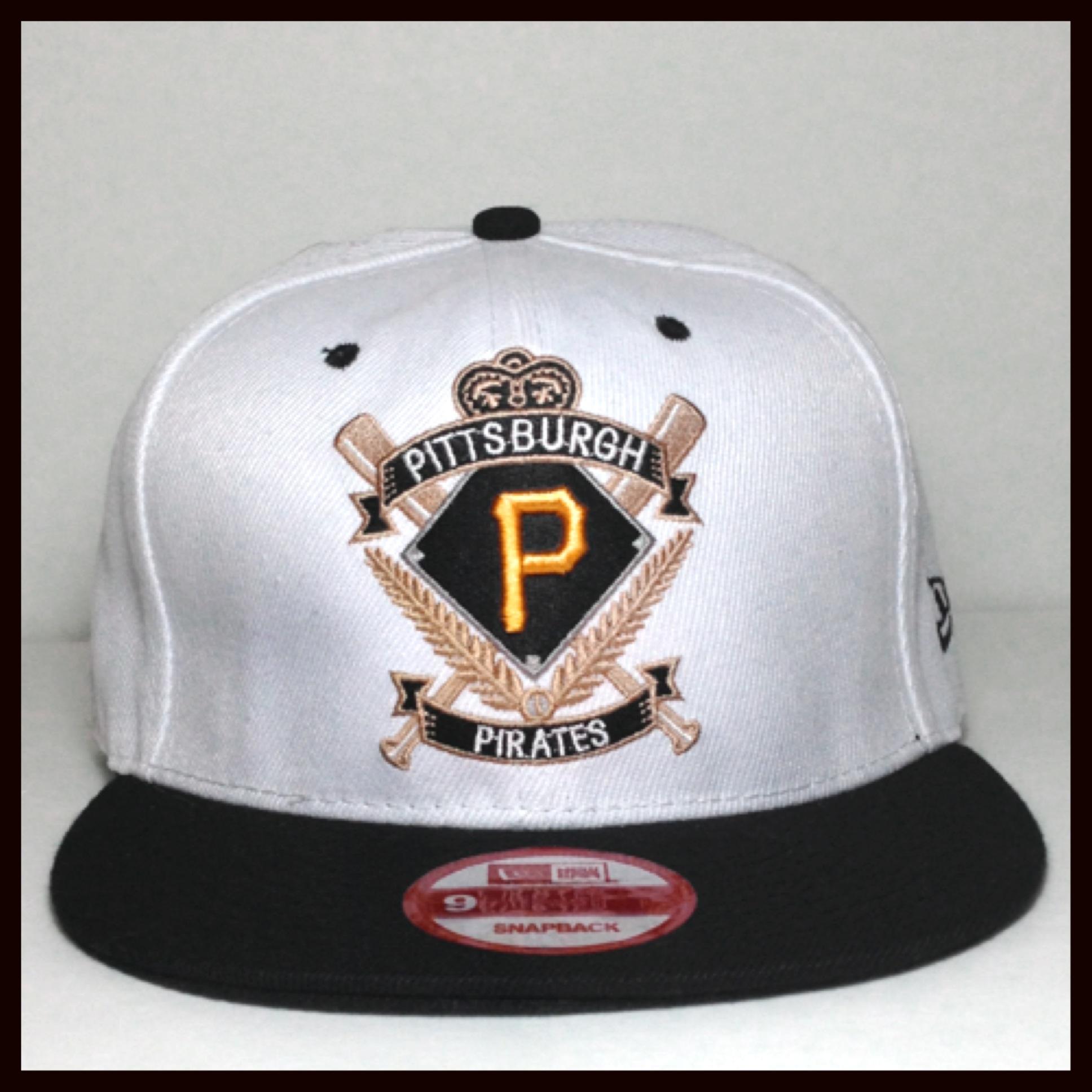 big sale d9520 38f22 002 MLB Pittsburgh Pirates Snapback