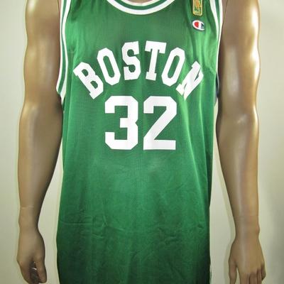 a0202871ebb Kevin mchale boston celtics nba 50 gold logo champion jersey 52 nwt