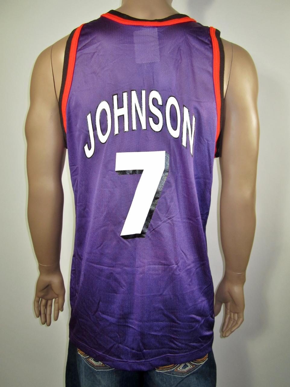 3d7d0b7e9 Kevin Johnson Phoenix Suns Champion Jersey 44 NWT · DFRNSH8 · Online ...