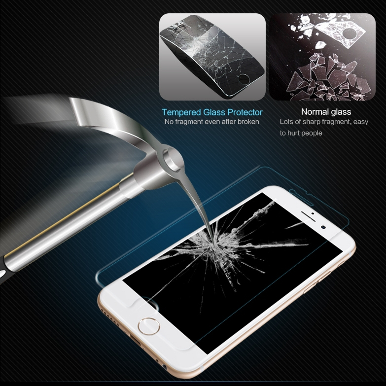 6e8ba39d781 I6 6s plus ultra thin tempered glass screen protector for apple iphone 6 6s  4 7