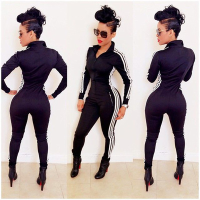 c46ffd85eaaa  45.00 Camille Playsuit · Onyx sporty jumpsuit
