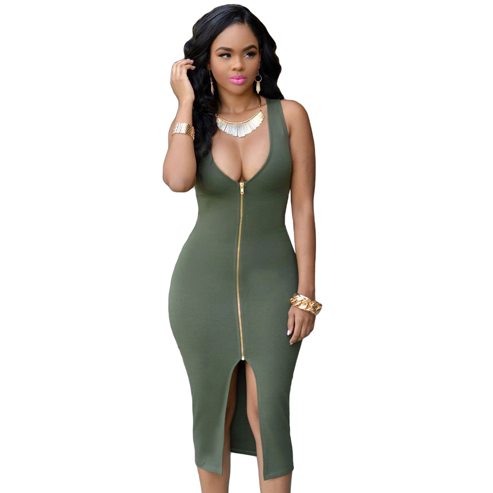 Bandage Zip Dress 183 Que Boutique 183 Online Store Powered By