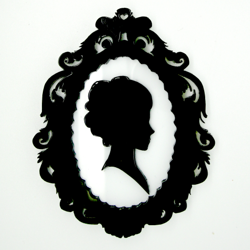 Callooh and Callay   Cameo Brooch   Online Store Powered ...
