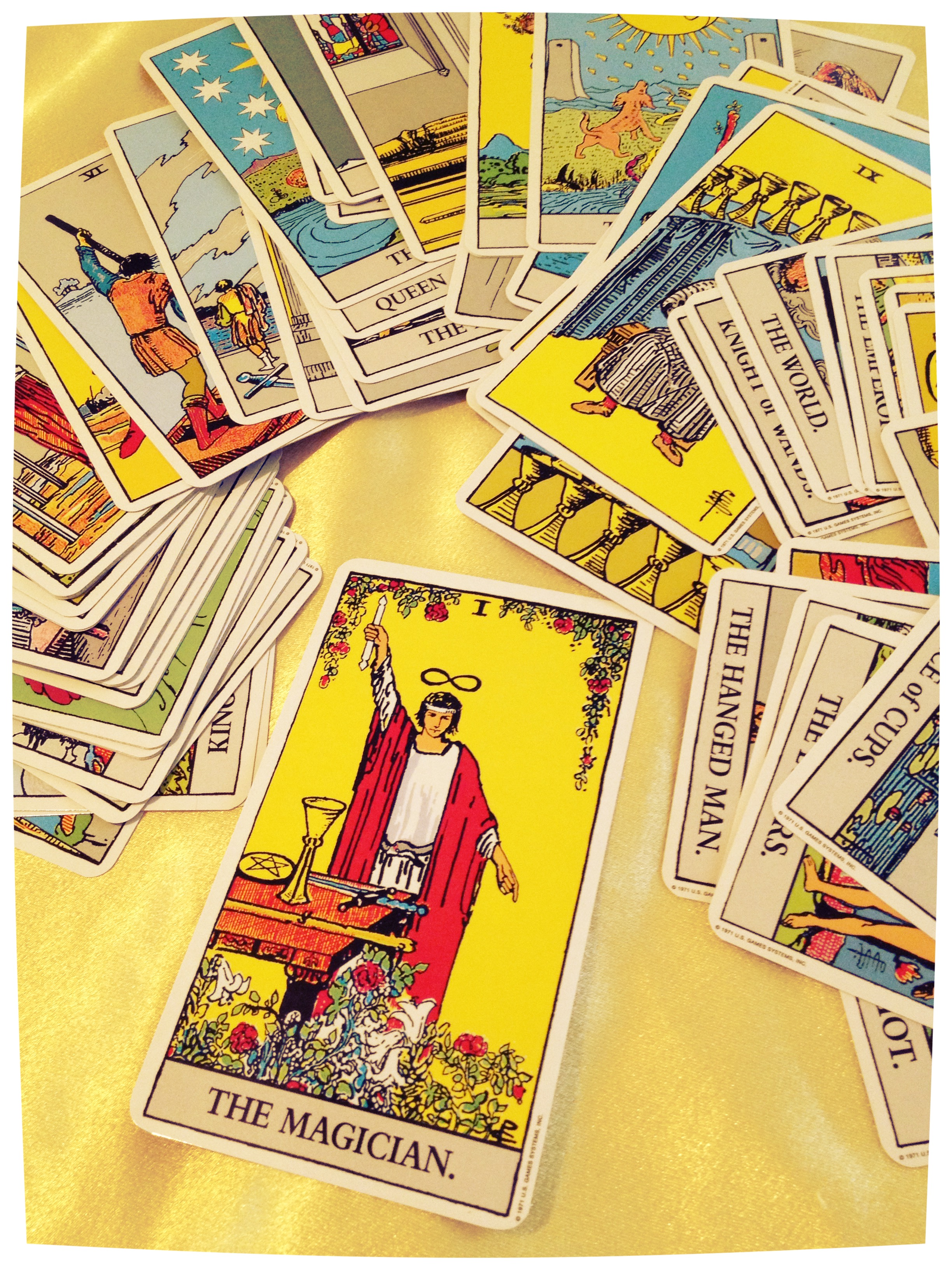 One Card Any Question Tarot Reading by Knight Sephiroth from  KnightSephiroth's Tarot Parlor