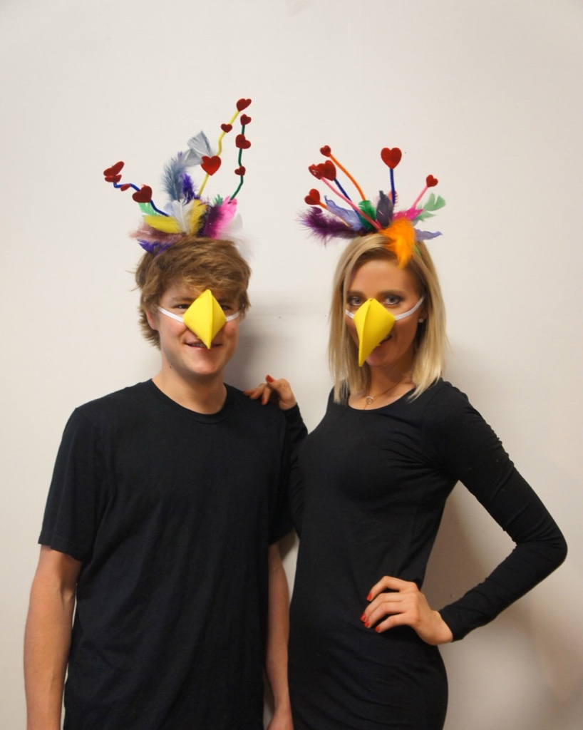 Love Birds Couple S Halloween Costume Duel Design Shop Online Store Powered By Storenvy