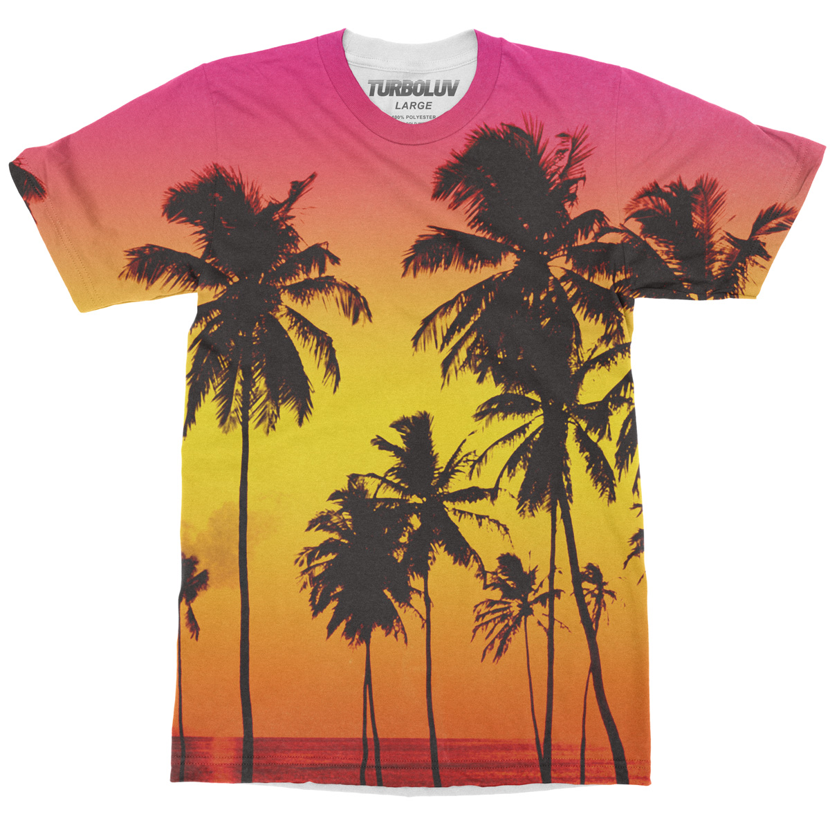 Sunset Beach T Shirt On Storenvy