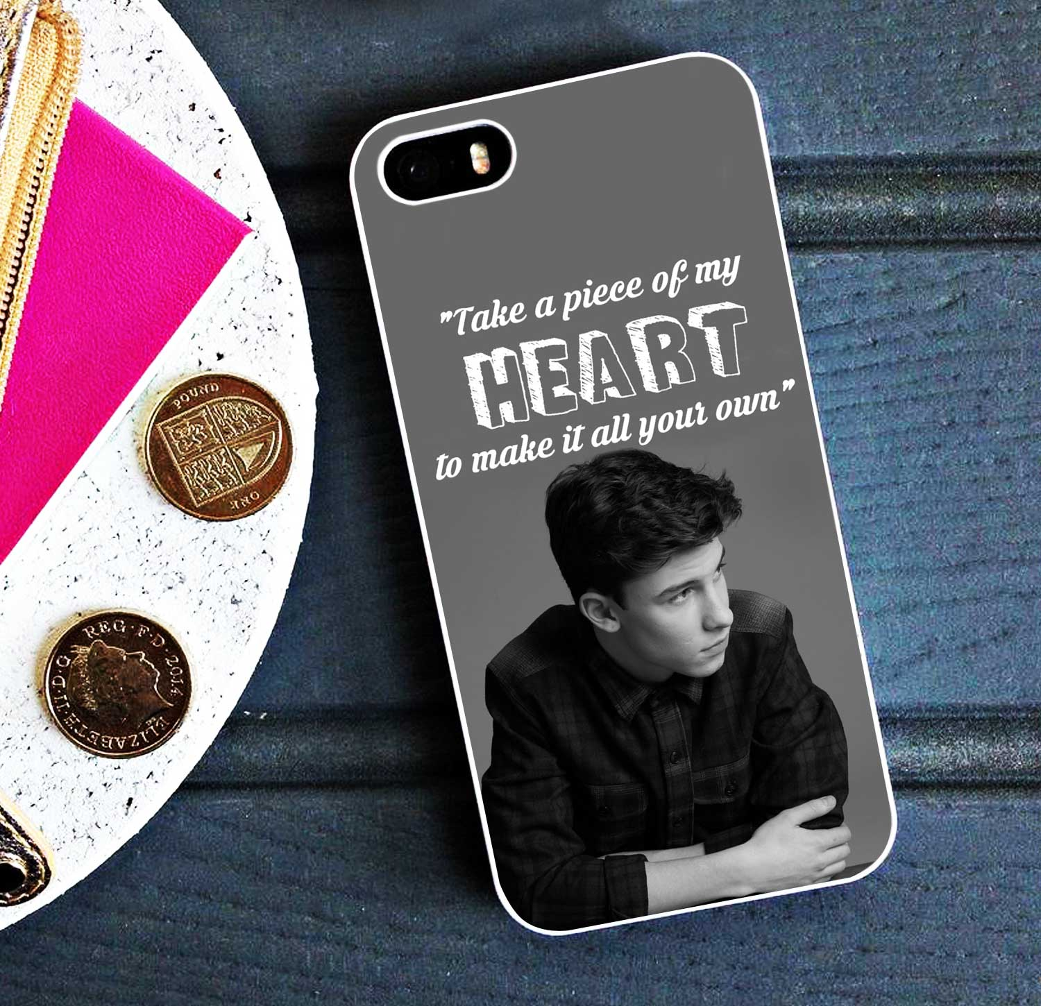 new product 6aece 17426 Shawn Mendes Stitches - Magcon Case -i Phone Case // iPhone 6s / 6 plus /  6/5/4 Samsung Galaxy s6// iPod from FushionShop