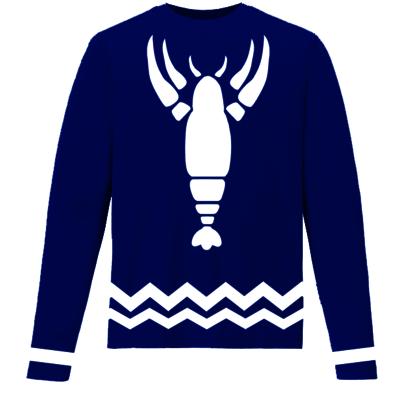 93b155445b6 Toon link crayfish costume mens long sleeve shirt xs-3xl - Thumbnail 1