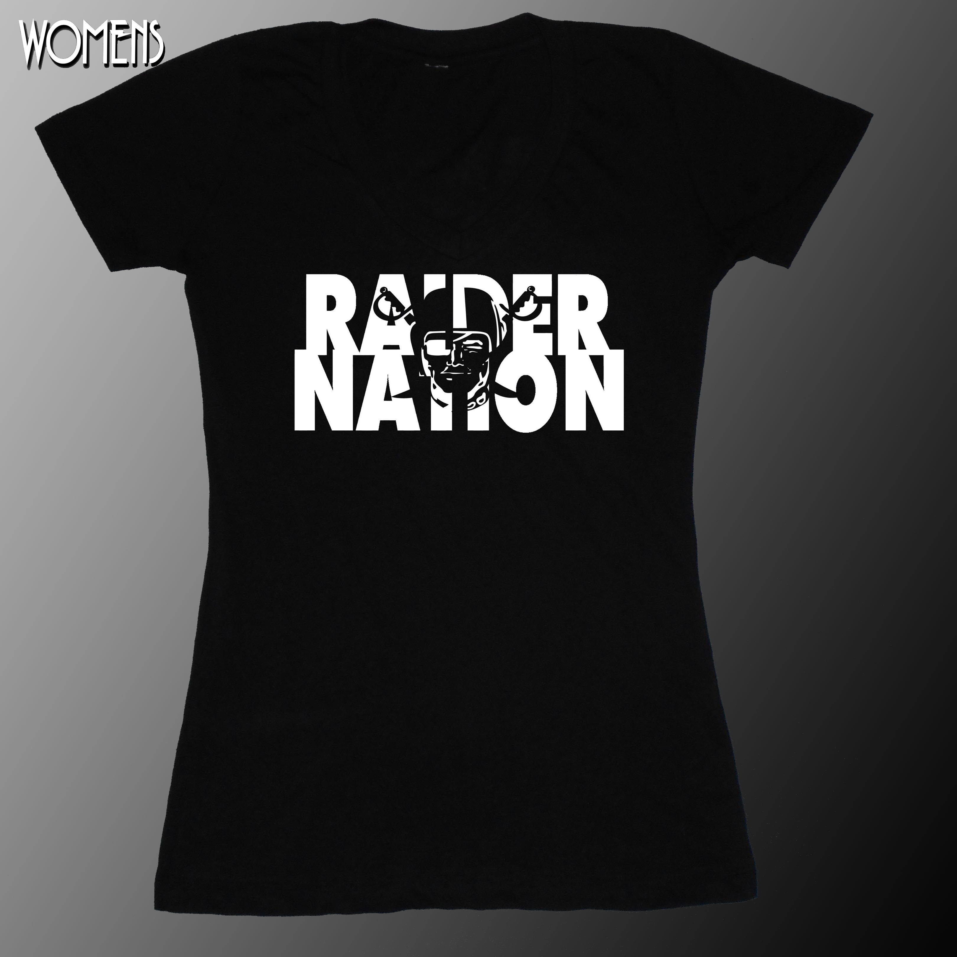 BLACK HOLE APPAREL   Raider Nation   Online Store Powered ...