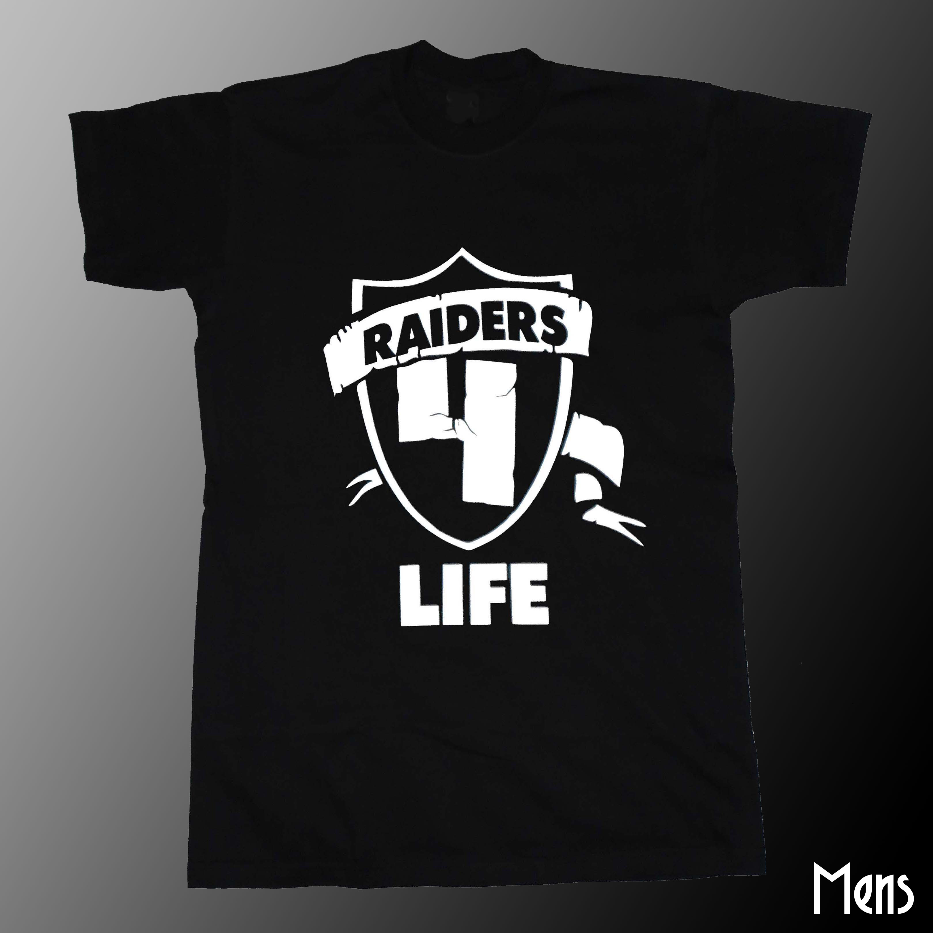 Raiders Black Hole T-Shirts (page 2) - Pics about space