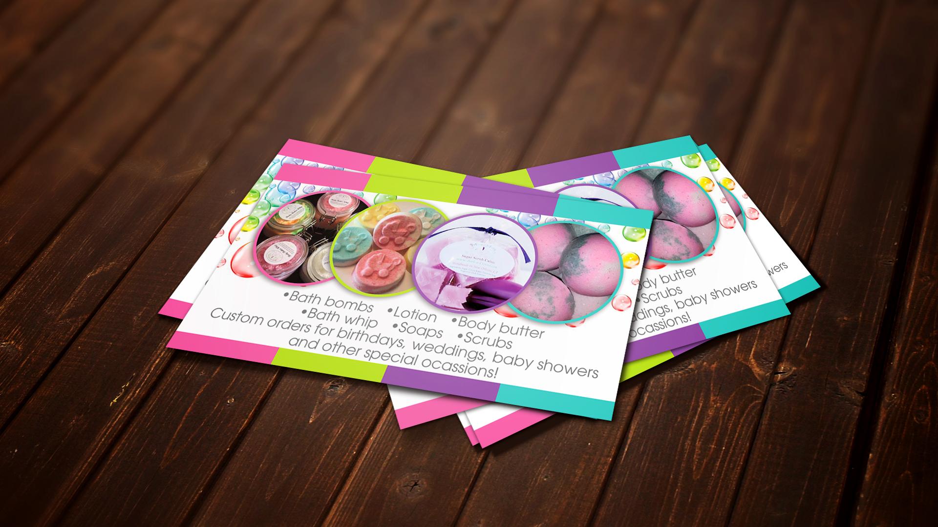 reprint business cards bathliciuos · kz creative