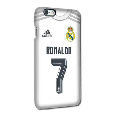 cheaper e92a3 824d3 ** Real Madrid FC 2015-2016 home mobile case ** from Birdayman Store  International