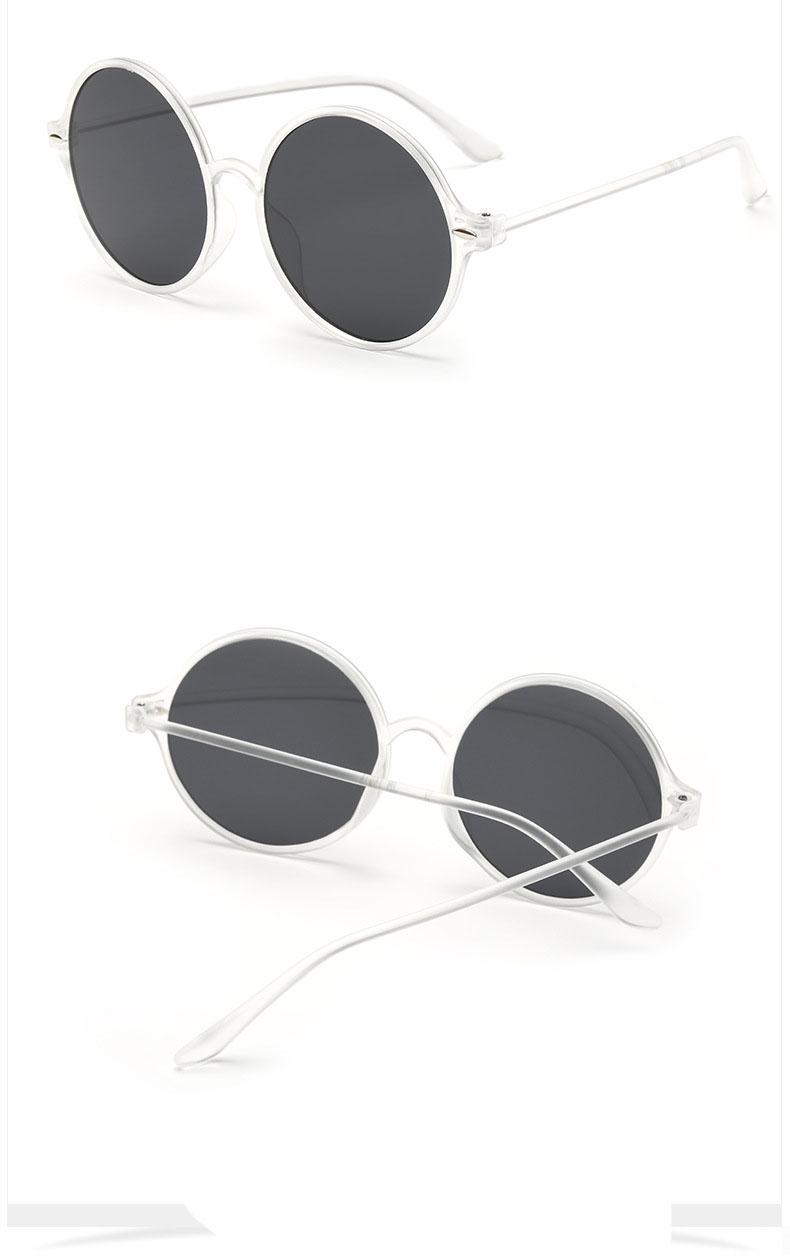 35c9fbfe4b fashion vintage color film round frame sunglasses 15915 on Storenvy