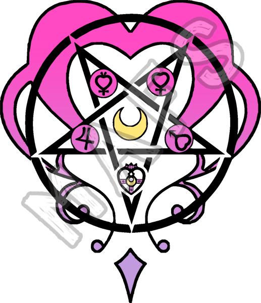 Moon Venus Symbol Tattoo - Pics about space