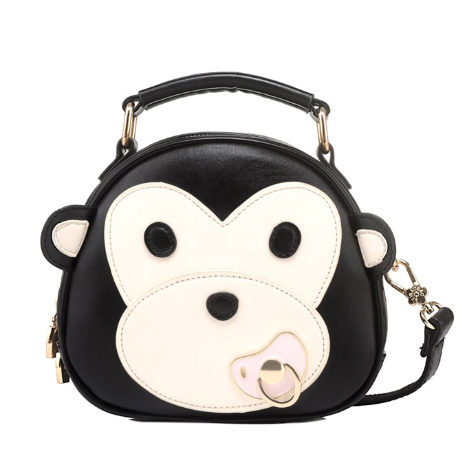 Cute Cartoon Nipple Monkey Messenger Bag Student Shoulder Bag on Storenvy 2a951f01b996e