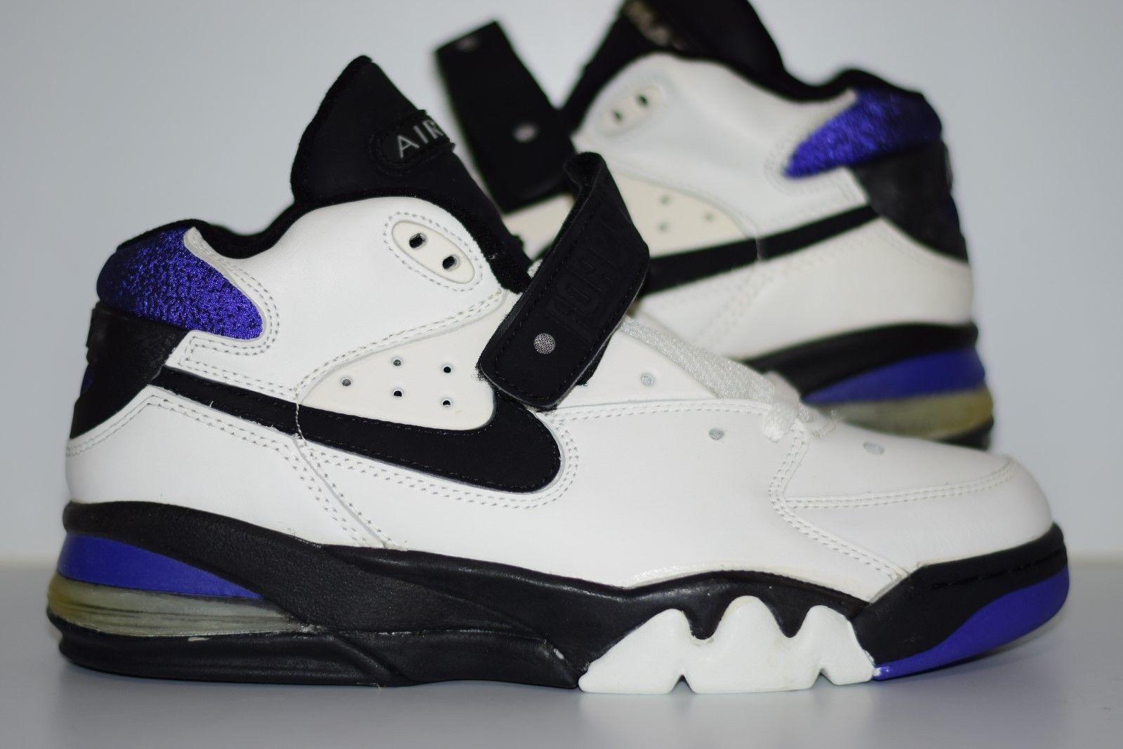 sale retailer d2cc7 ebf1a ... Size 10   OG 1993 Nike Air Force Max CB Cobalt Suns Charles Barkley -  Thumbnail ...